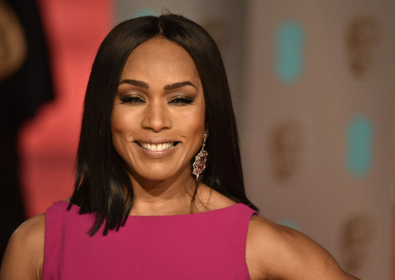 Angela Bassett joins royalty in Marvel's Black Panther