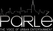 Parlé Magazine — The Voice of Urban Entertainment logo