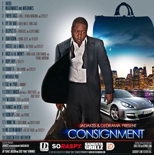 Jadakiss – consignment (mixtape) | 2dopeboyz.