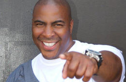 Comedian Capone Lee
