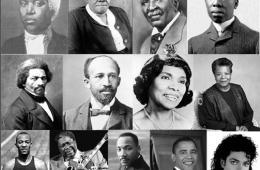 Famous Black History