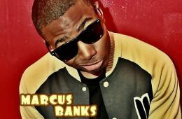 Comedian Marcus Banks