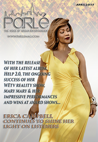April Cover - Erica Campbell