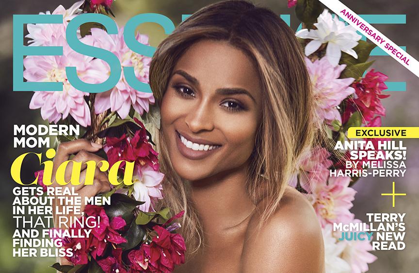 Ciara Essence Mag Cover