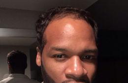Jaheim haircut