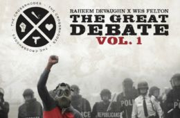 The Great Debate mixtape