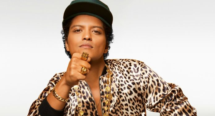 Bruno Mars Talks Race