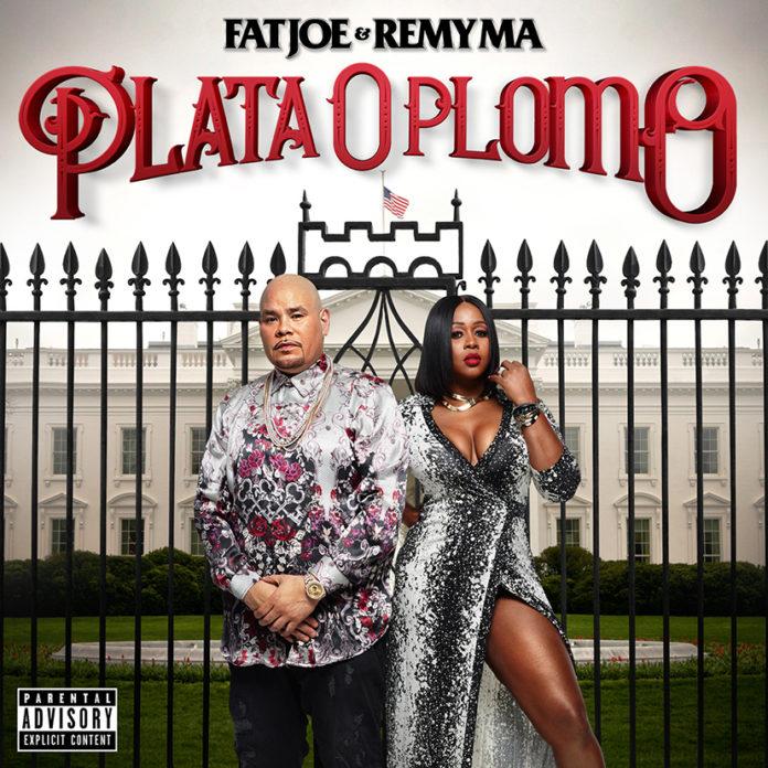 Remy Ma Plata O Plomo album