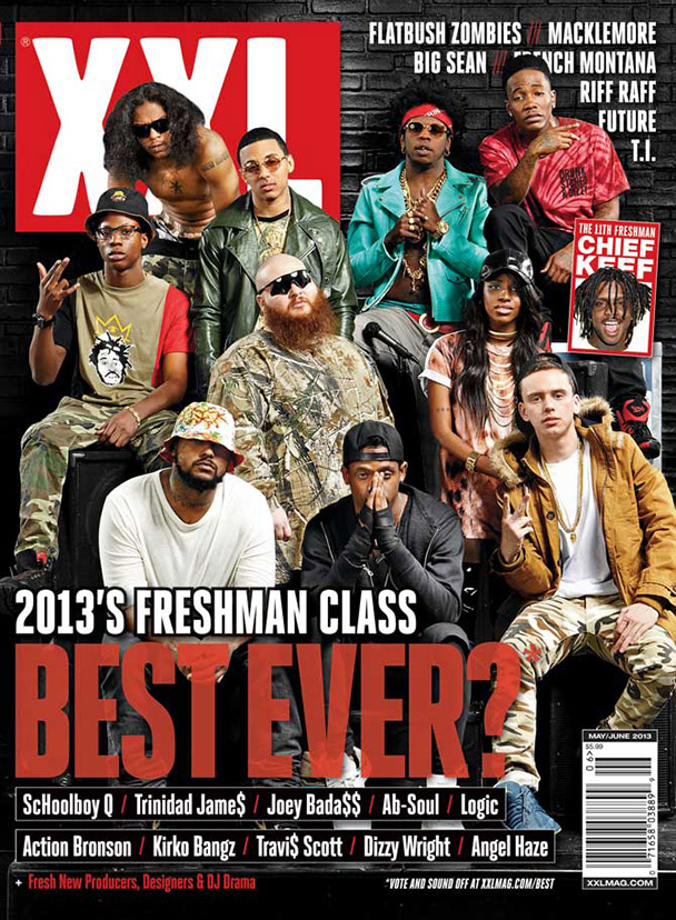revisiting the xxl 2013 freshman their success where are they. Black Bedroom Furniture Sets. Home Design Ideas