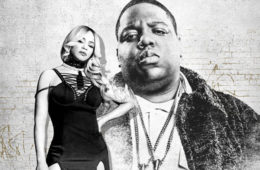 Faith Evans Notorious B.I.G. Faith Evans duet album
