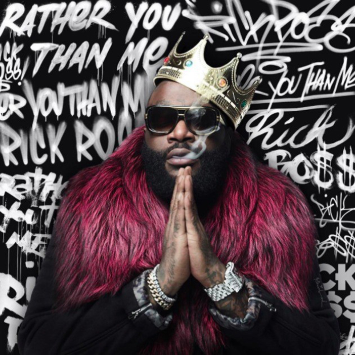 Rick Ross Rather You Than Me