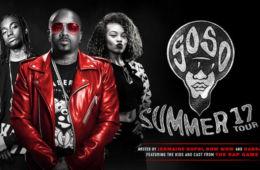 SoSoSummer 17 Tour