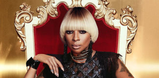 Mary J Blige Strength of A Woman