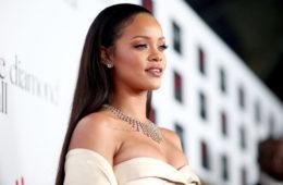 Rihanna Annette