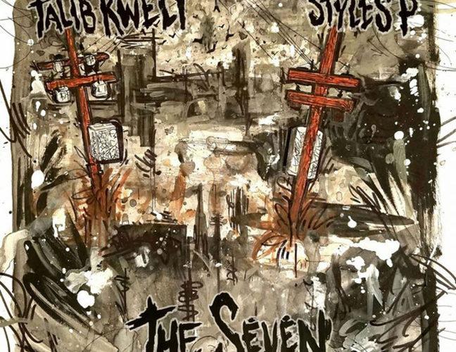 Talib Kweli and Styles P The Seven