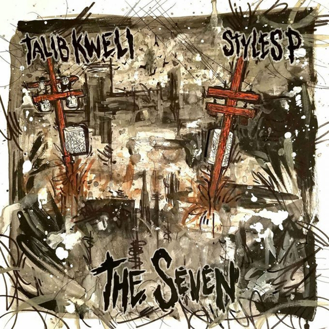 Talib Kweli and Styles P The Seven