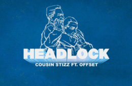 Cousin Stizz Headlock artwork
