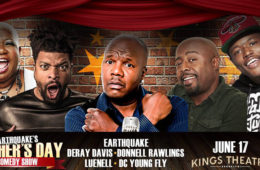 Earthquake and Friends Fathers Day Comedy Show