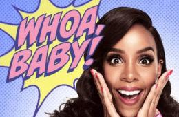 Kelly Rowland book Whoa Baby
