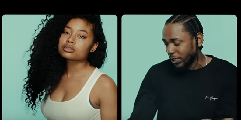 kendrick's Humble Video