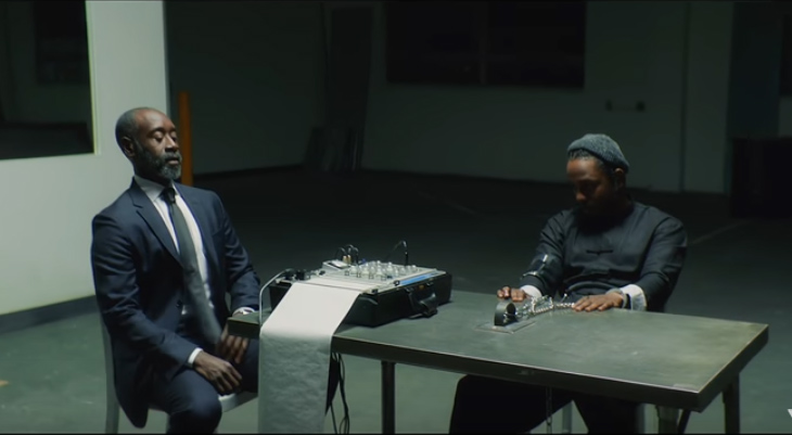 [WATCH] Kendrick Lamar DNA Music Video Taps Don Cheadle