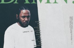 Kendrick lamar Damn Tracklist
