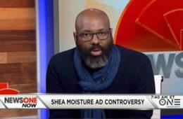 Shea Moisture Ad Controversy
