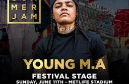 Summer jam Festival stage 2017