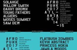 Afropunk Atlanta