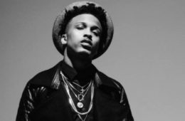 August Alsina Flashes Gun