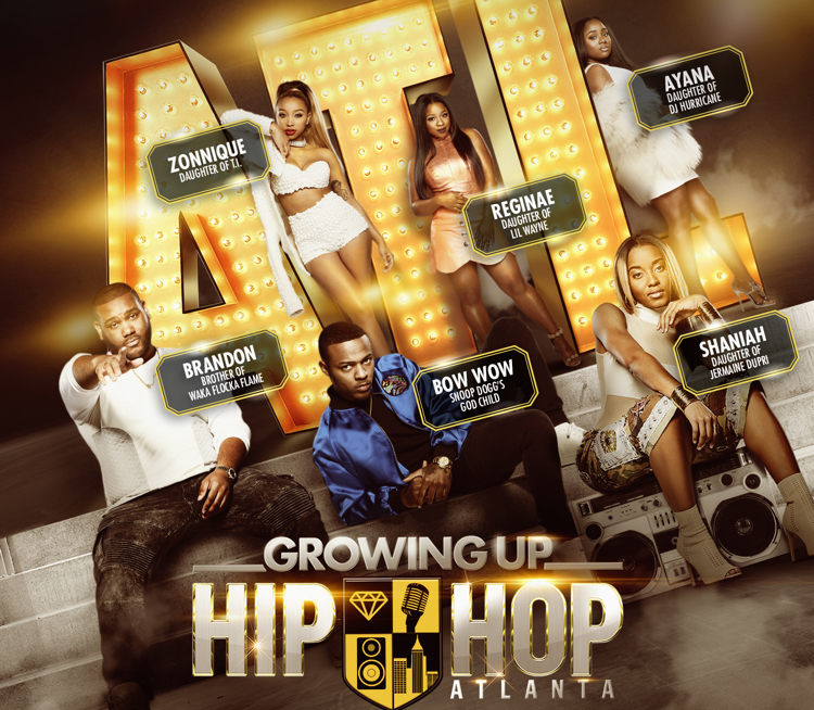 Image result for growing up hip hop atlanta