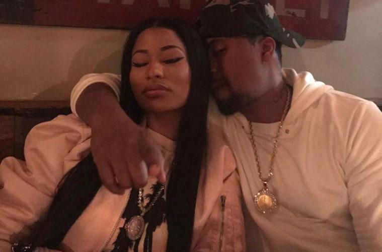 Nas and Nicki Dating