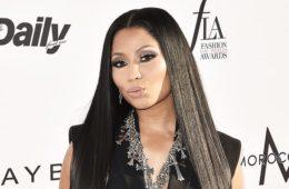 Nicki Minaj Gives Back