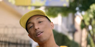 Pharrell Yellow Light