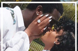 Keyshia Ka'oir wedding special