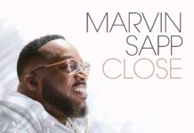 Marvin Sapp Close album cover
