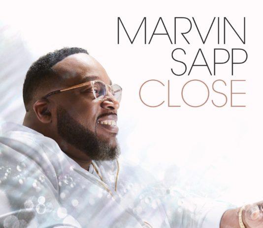Marvin Sapp Close album cover