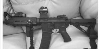 Devin Kelley gun