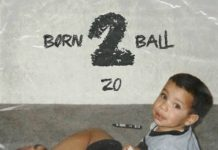 Lonzo Ball Born 2 Ball