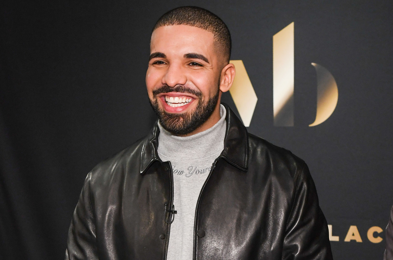 Drake Visits Miami High School to Film Music Video