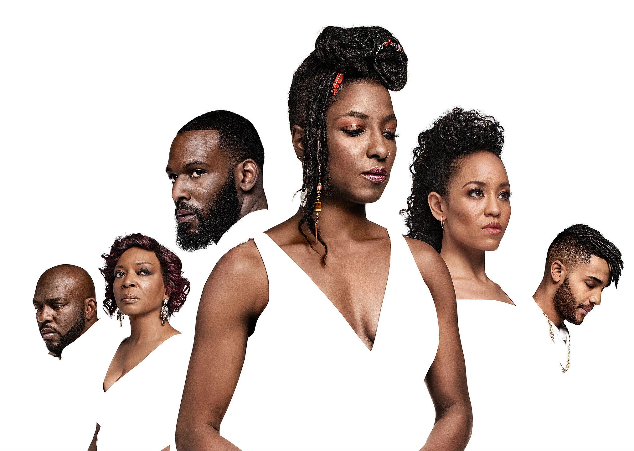 Queen Sugar Season Four Cast Parle Magazine The Online Voice Of Urban Entertainment